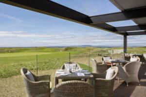 Scotland 3 Restaurant Terrace