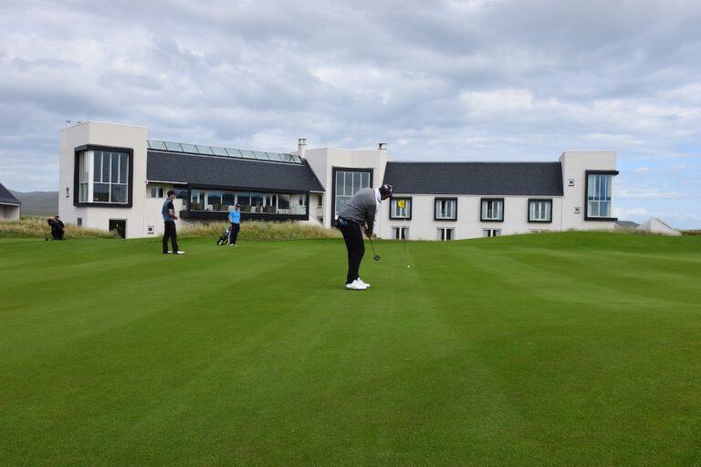 Scotland 5 Golf